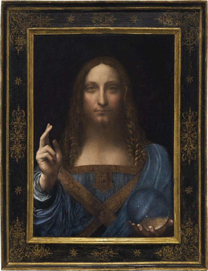 Pasaulē dārgākā Jēzus glezna
