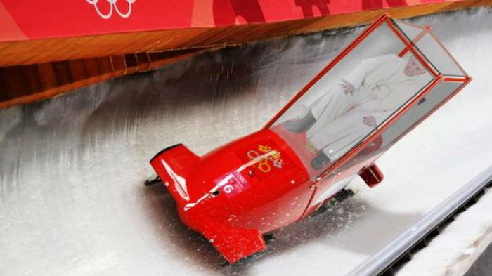 Vatikāna bobslejs