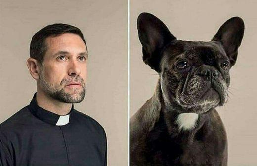 Garīdznieks un suns